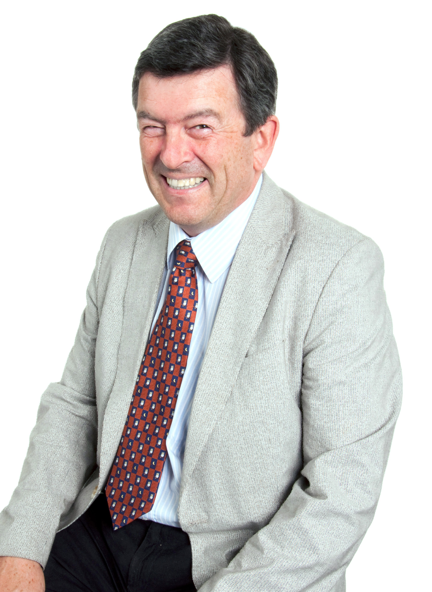 Photo of Peter Davey