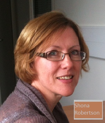 Photo of Shona Robertson